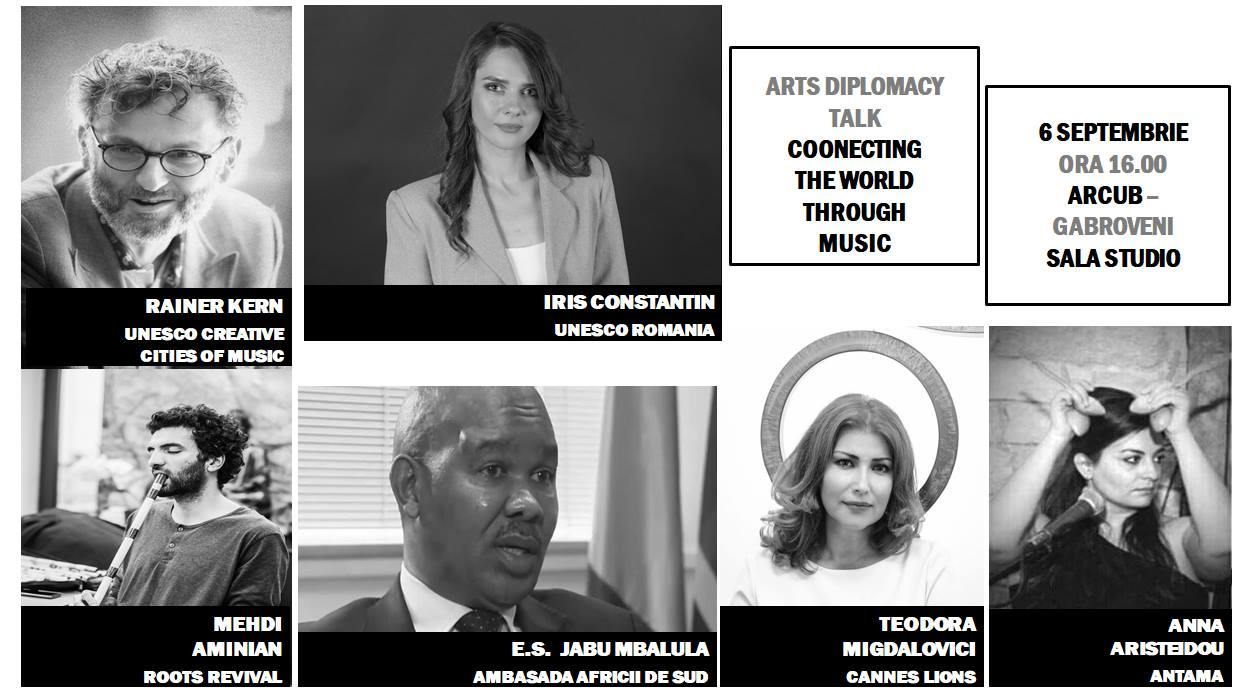 Arts Diplomacy - Connecting the World through Music