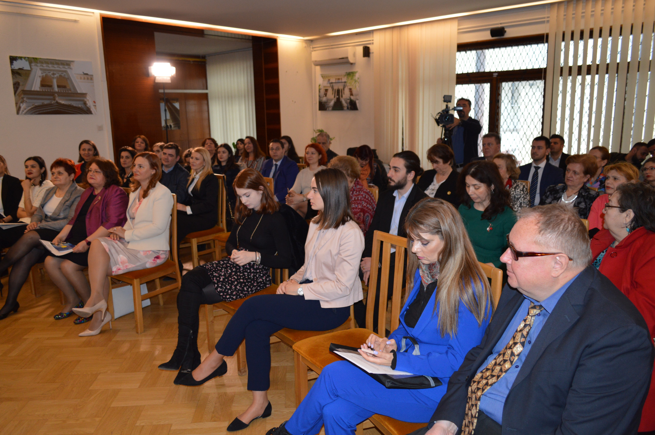 "We mark the International Women's Day by launching the II-nd edition of ""UNESCO's Academy of Young Women"" project"